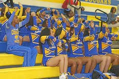 D117839A (RobHelfman) Tags: sports basketball losangeles highschool cheer locke crenshaw