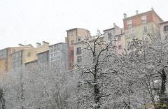 Harresi hotzak (Erre Taele) Tags: euskalherria basquecountry pamplona navarra paysbasque iruña nafarroa murallasdepamplona iruñakoharresiak