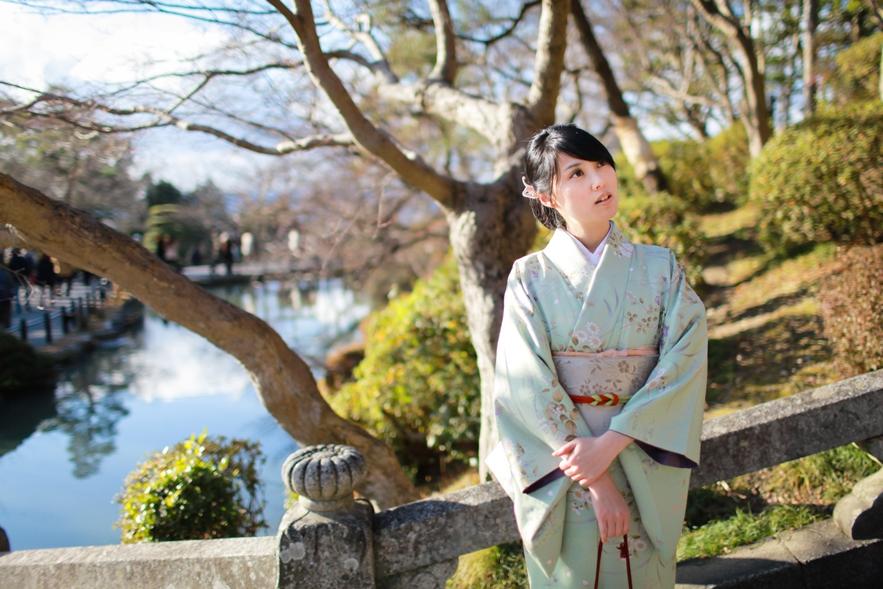 Kitamura Kimono Experience 染匠和服