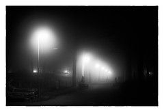 Night and fog (leo.roos) Tags: trees mist fog night lens prime bomen nacht fl konica challenge lenses focallength primes lenzen dyxum 24x18 darosa brandpuntsafstand a7s westerhonk leoroos dayprime day47 dayprime2015 konicahexanonzoom4710035