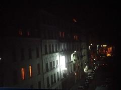 Trip to Switzerland - Early 1990s - 2 (the justified sinner) Tags: paris macro film window digital 35mm hotel 1 md minolta slide scan panasonic 50 35 copier rokkor gh2 autobellows speedbooster justifiedsinner metabones