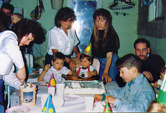 Dans BDay 1991 06 (tineb13) Tags: birthday friends party dan evelyn jim karen kelly 1991 markel starr sanza tonyray