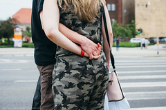 Street Photography # 142 (PolishPhotography/eu) Tags: street streetphotography love heand doc documentary city color colorphotography poland polska pozna photography photographer photographers polish poznan army life