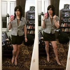 Possible outfit (SecretJess) Tags: girls girly cd femme tgirl lgbt transvestite casual trans crossdresser crossdress gurl tg bigender genderfluid girlslikeus