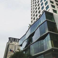 #taiwan #taichung #suc #sanunity #curtainwall #building (kingofdavid) Tags: building taichung curtainwall suc sanunity