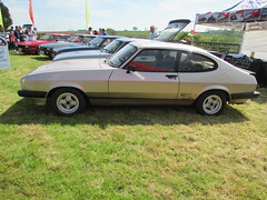 Ford Capri 2.0S B673WAE (Andrew 2.8i) Tags: capri club international cci nationals national award awards show concours delegance evesham badgers hill sheriffs lench worcestershire ford classic car sports coupe mark mk sportscar hatch hatchback 3 mk3 mark3 20 20s s 2000 2000s 2 litre pinto