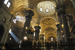 Una cuestion de luces y arquitectura  -  A question of lights and architecture