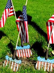 Union (e r j k . a m e r j k a) Tags: ohio harrison flags cadiz marker americana roadside us22 us250 erjkprunczyk oh9