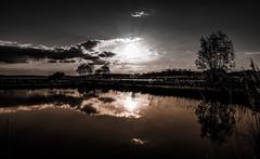 don't fear the night (korinthography *m.o.t.o*) Tags: light sunset sun love nature night lumix heaven day peace sundown frieden enjoy stunning pace loveofmylife dayandnight panasonix dontfearthenight tz101