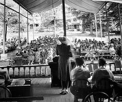 Chattaqua Camp Meeting 1940 [712x636] #HistoryPorn #history #retro http://ift.tt/1Z2MmJt (Histolines) Tags: camp history 1940 meeting retro timeline vinatage chattaqua historyporn histolines 712x636 httpifttt1z2mmjt