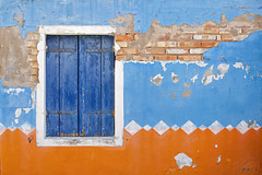 Colourful Burano... (Lady Haddon) Tags: italy colour texture europe burano