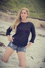 Jordan-by-the-Sea (Keltron - Thanks for 7 Million Views!) Tags: california jordan blonde californiagirls beachgirl select carmelbythesea californiacoast beautifulgirl hotgirl cutoffs hotmodel beautifulbody