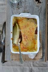 endive au jambon (zesttangerine) Tags: fromage recette jambon endive