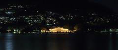 Villa Olmo by night (Marco Candellone) Tags: italy lake como lago italia di comolake lagodicomo villaolmo duomocomo