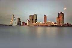 Koningsdam (Wessel...) Tags: longexposure netherlands canon rotterdam ship nederland lee schip koningsdam bigstopper