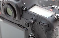 Nikon D500 - Body and Controls (dojoklo) Tags: book nikon focus body dial tricks controls tips button setup how guide manual af custom setting guidebook tutorial d500 recommend autofocus customize focusing quickstart