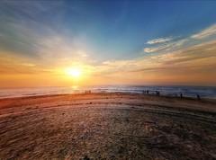 Love of the Morning! (pr.vinay) Tags: sunrise landscape photography photographer fisheye chennai cloudporn cwc meizu mobilephotography nammachennai chennaiweekendclickers mychennai