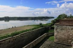 Vidin - Danube River from Baba Vida Fortress (lyura183) Tags: river bulgaria fortress danube donau vidin      babavida