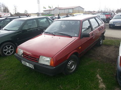 Lada Samara (nakhon100) Tags: cars lada samara