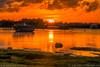 pontoons sunset (adicunningham) Tags: sunset island bermuda spanishpoint islandlife