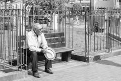Sunday (idoazul) Tags: people blancoynegro lima bn streetphoto barranco perú