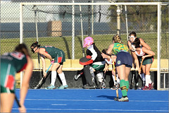 Womens MTL Premier 1 UWA Vs YMCC_ (39) (Chris J. Bartle) Tags: 1 mtl womens premier uwa 2016 may28 ymcchockeyclub lemnosfield universityofwesternaustraliahockeyclub melvilletoyotaleague uwahc