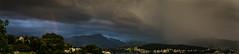 Lucerne Panorama (christophjkonrad) Tags: lucerne luzern pilatus alps rain rainbow longexposure schweiz switzerland leica lightroom summilux panorama