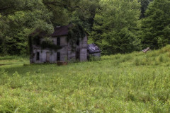 This Old House (player_pleasure) Tags: rural outdoors farm kentucky country ruraldecay