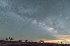 New Moon June 2016 #8 (MarcCooper_1950) Tags: sky skyscape stars landscape outside outdoors nikon scenery moody desert dramatic astrophotography nightsky hdr lightroom milkyway starlight longeposure d810 desertnight marccooper aurorahdr