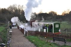 DSC_5515 (Hampton & Kempton Waterworks Railway.) Tags: devon 2014 santaspecial darent