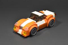 Comet (Full) (Klikstyle) Tags: foitsop lego racing car speedchampions