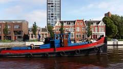 Tugboat Noord (anastigmatz) Tags: tugboat noord eemskanaal canal groningen