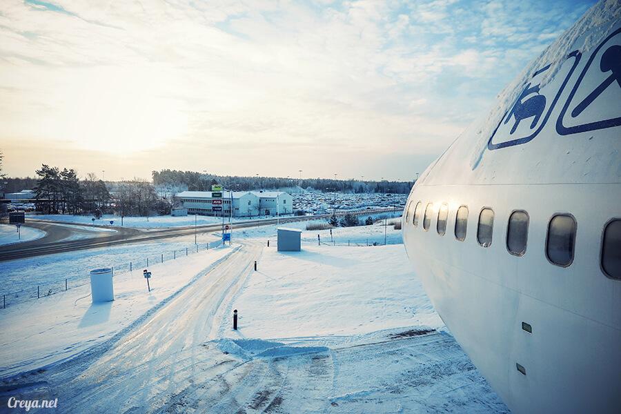 2016.07.08 ▐ 看我歐行腿 ▐ 只載去見周公的飛機,瑞典斯德哥爾摩機場旁的 Jumbo Stay 特色青年旅館24