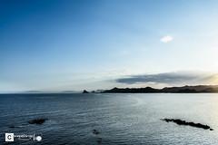 Isla de El Fraile en el horizonte (Miguel Angel Lillo Fotografa) Tags: aguilas mar mediterrneo murcia cielo nubes nikon d7200 tamron 1750mm28