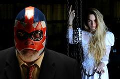The Bounty Hunter (Studio d'Xavier) Tags: bride luchador luchalibre 365 thebountyhunter 166366 june142016