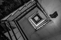 Das Sanatorio d. G. (Project-X-Team) Tags: schweiz iso400 decay treppe urbanexploration sanatorium f11 18mm urbex verfall gelaender lostplace xt1 heilsttten projectxteam