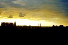 Slide 061-64 (Steve Guess) Tags: uk sunset england liverpool gb merseyside