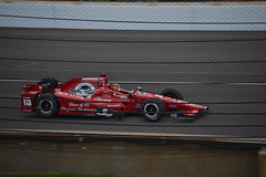 Graham Rahal on the way to a disappointing finish in 14th place (Jake Petroski) Tags: honda indy500 indianapolismotorspeedway grahamrahal rahallettermanlaniganracing verizonindycarseries