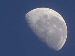 DSC04713 (familiapratta) Tags: sky moon nature iso100 sony natureza cu lua hx100v dschx100v