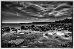 Motion (gripenphoto) Tags: longexposure blackandwhite canon landscape skne sweden filter bnw leefilter canon6d