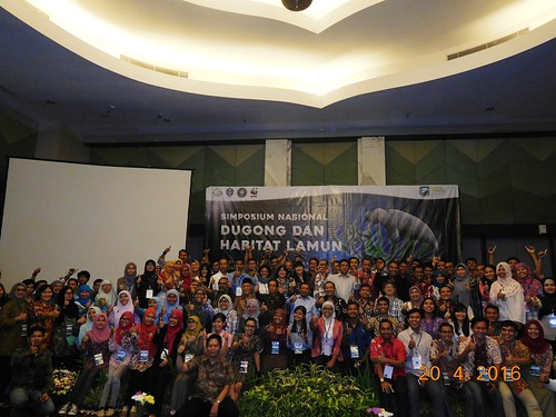Foto session after opening speech