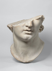 Unknown  Colossal Head of a Greek Youth, 2nd century BCE. Sculpture: marble, 58 x 45 x 53 cm. Metropolitan Museum of Art, New York. SculptureClassical ThemesThe Met (ArtAppreciated) Tags: man male century portraits painting bc head fineart young blogs 2nd portraiture huge classical gigantic colossal artworks bce themes metmuseum antiquities pergamon grecoroman artblogs fragmentary tumblr artoftheday artofdarkness artappreciated artofdarknessco artofdarknessblog pixeleum