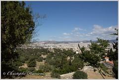 Vue sur l'Agora antique (Christophe Hamieau) Tags: antiquity athens athènes europe greece grèce antiquité greektemple landscape paysage ruin ruine templegrec
