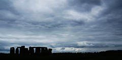 SOLSTICE (little_frank) Tags: uk england sky monument weather skyline clouds wonder landscape ancient scenery britain magic dramatic legendary celebration stonehenge wiltshire rite mystic pagan worldheritage summersolstice druids