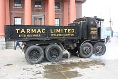 IMG_4592 (RichardAsh1981) Tags: liverpool festivals steam albertdock steamwagon ux5355 steamonthedock2016