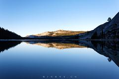 IMG_6861sf (M_Johns) Tags: lake reflection perfec yosemite national patk sunrise shadow light dark mjohns travel horizontal