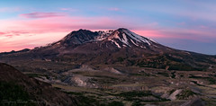 My Girl... (Stephanie Sinclair) Tags: mountains sunrise volcano pano washingtonstate mtsthelens usdepartmentoftheinterior stephaniesinclairphotography seattleempress