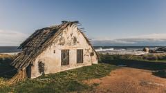 Devil's House (Martn Marilungo) Tags: old costa house del uruguay casa waves wind vieja viento oldhouse punta diablo choza rocha uy casavieja puntadeldiablo departamentoderocha