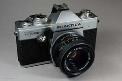 Pentacon Praktica Super TL1000 (01) (Hans Kerensky) Tags: pentacon praktica super tl1000 multi coated auto 1850mm lens display m42 lenses testbed
