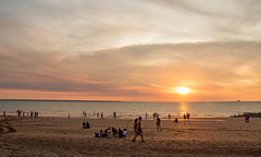 Mindil beach (Andrea Schaffer) Tags: winter sunset june australia darwin australien northernterritory australie topend 2016 dryseason mindilbeach